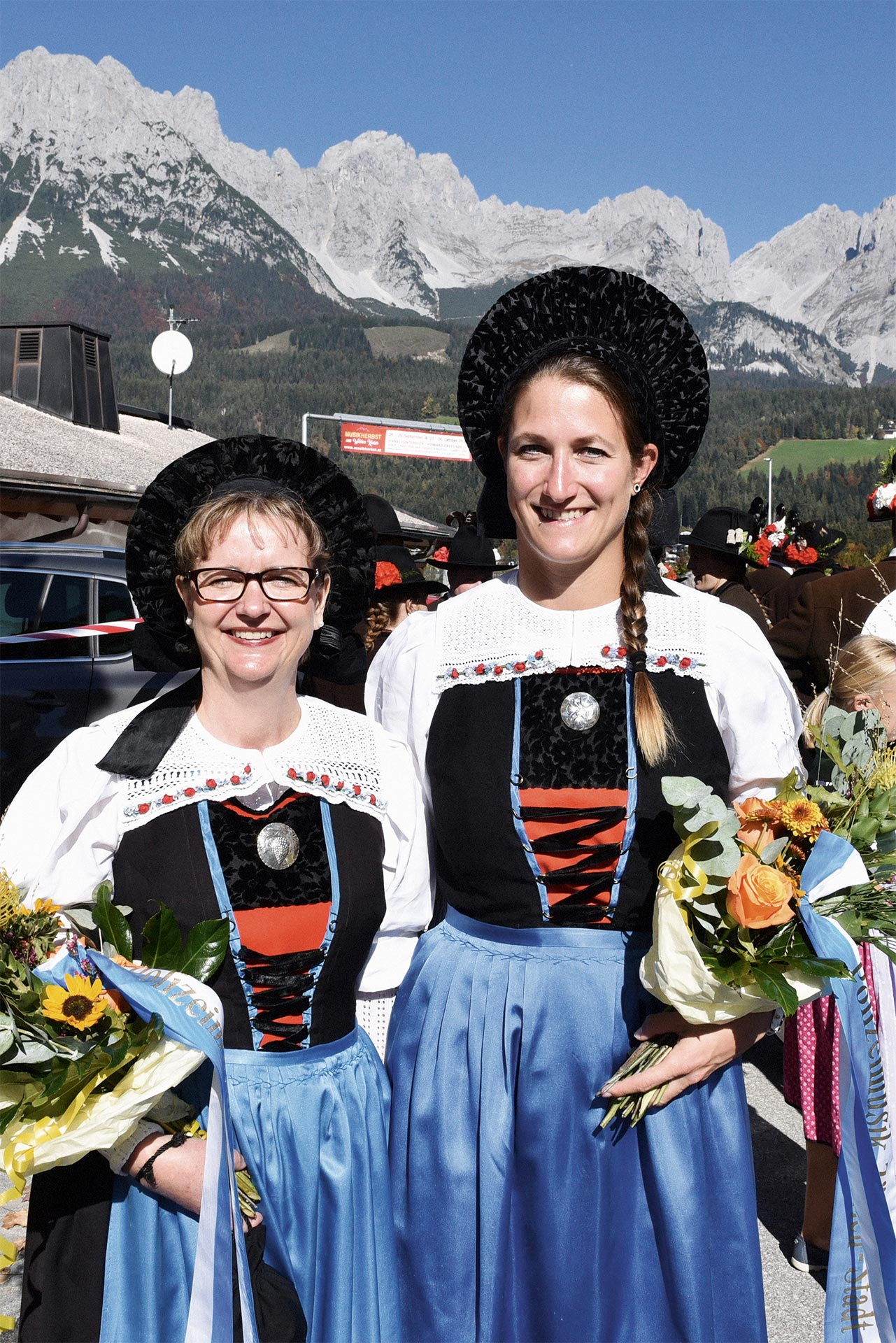 Blasmusikfestival am Wilden Kaiser