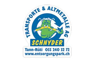 A. Schnyder Transporte & Altmetalle AG
