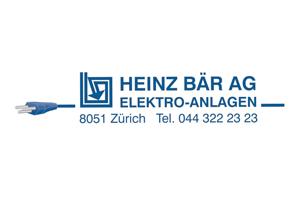 Heinz Bär AG Elektro-Anlagen