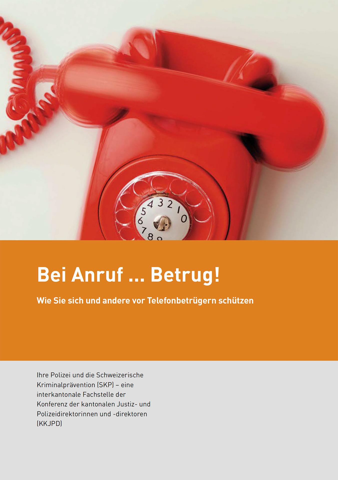 Bei Anruf ... Betrug!