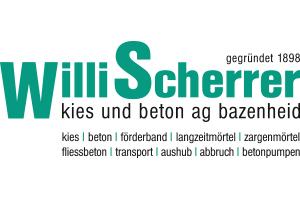 Willi Scherrer Kies- und Beton AG