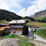 Restaurant Furri Zermatt auf 1865 m.ü.M.